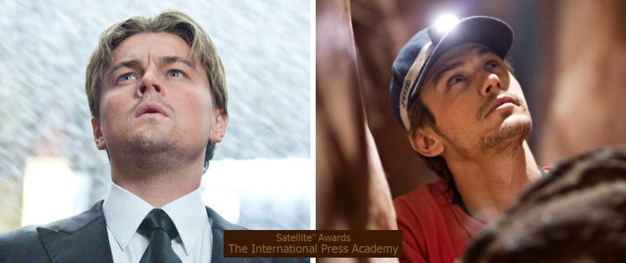 2010 Satellite Awards Movie Nominations Dominated by 'Inception' and '127 Hours'