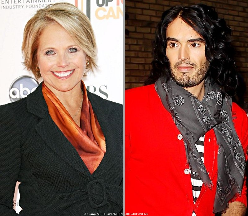 Casting News: Katie Couric Going 'Glee', Russell Brand Is in 'Rush'