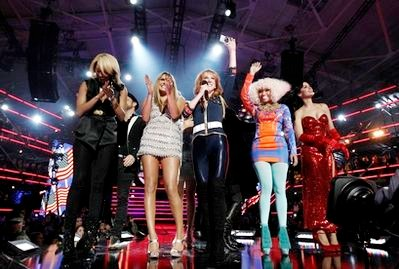 VH1 Divas Salute the Troops: Katy Perry, Keri Hilson and Nicki Minaj