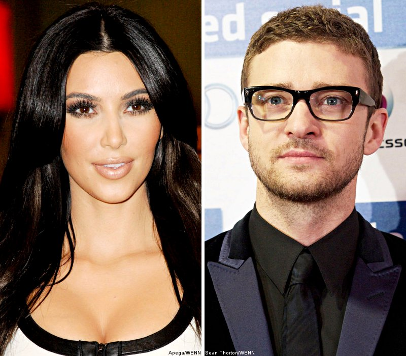Kim Kardashian, Justin Timberlake Back From Digital Death