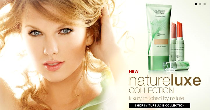 Video: Taylor Swift's CoverGirl Ad Unveiled