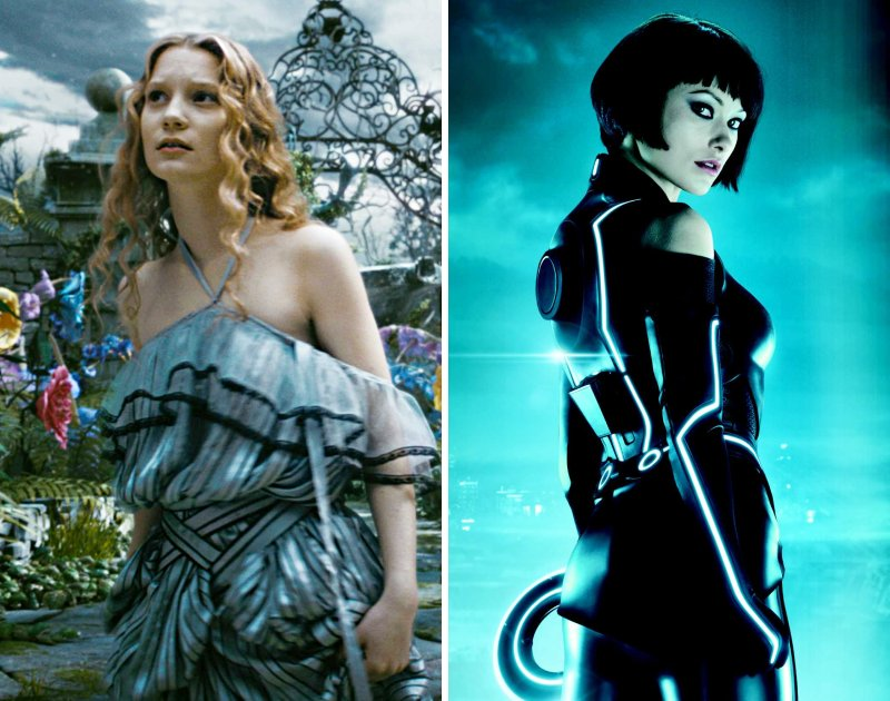 'Alice in Wonderland' and 'Tron Legacy' Among Oscar Visual Effects Semifinalists
