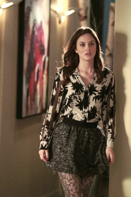Leighton Meester to Quit 'Gossip Girl' in Two Years