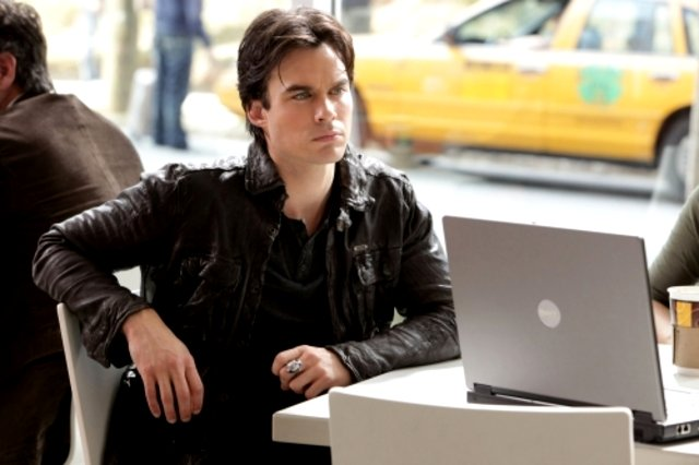 Ian Somerhalder Hints on Shower Scene on 'Vampire Diaries'
