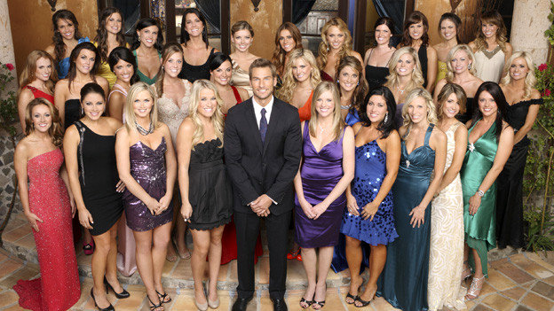 30 Women of 'Bachelor' Revealed, Brad Womack in Love With One of Them