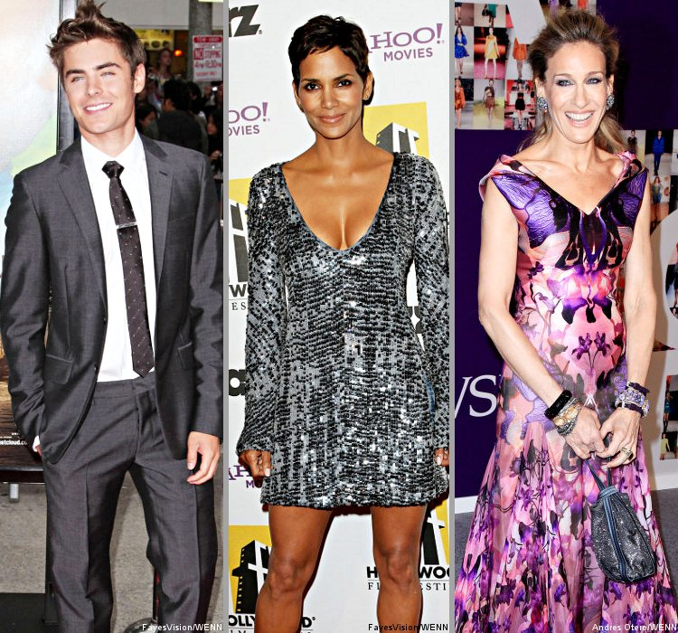 Zac Efron, Halle Berry and Sarah Jessica Parker Added to 'New Year's Eve'