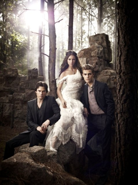 Eyecon Presents 'The Vampire Diaries' With Paul Wesley