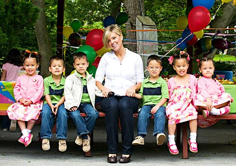 Kate Gosselin and Kids Flew to Australia for 'Kate Plus 8'
