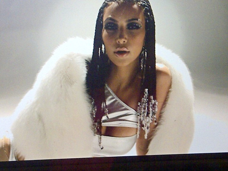 Kim Kardashian Unveils Debut Single and Set Pictures of Music Video