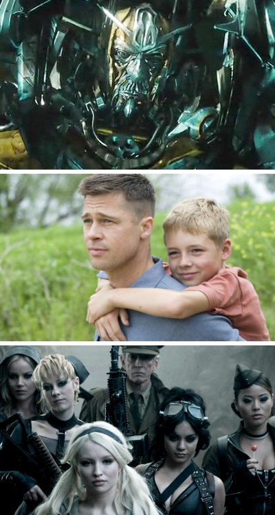 The 10 Most Anticipated Movies of 2011