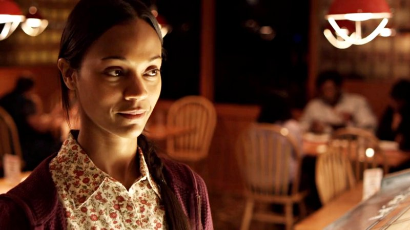 Zoe Saldana's Dark Comedy 'Burning Palms' Debuts Trailer