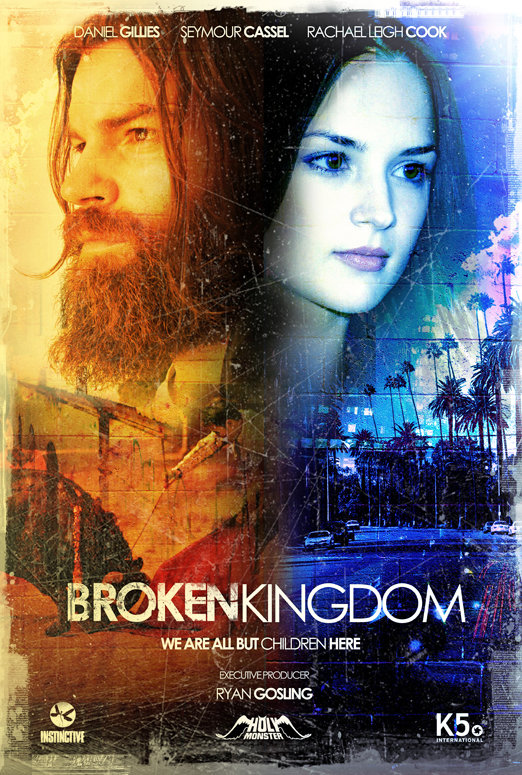 Rachael Leigh Cook's 'Broken Kingdom' Debuts Trailer