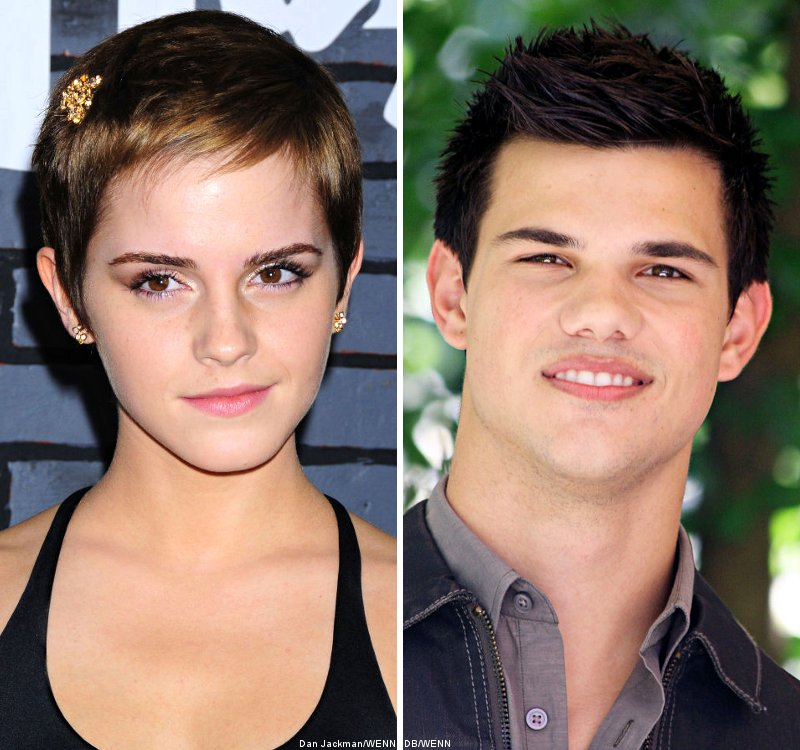 Emma Watson Could Be Taylor Lautner's Love Interest in 'Incarceron'