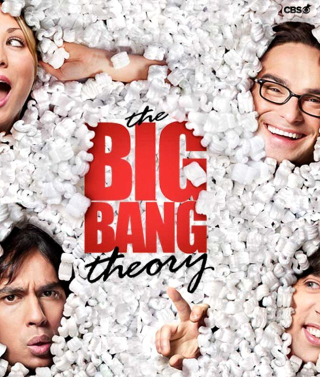 'Big Bang Theory' Renewed and Gets Publicist Guild Nom