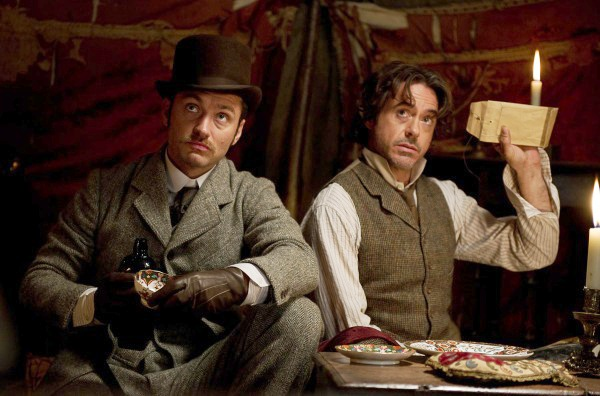 First 'Sherlock Holmes 2' Footage Hit the Web