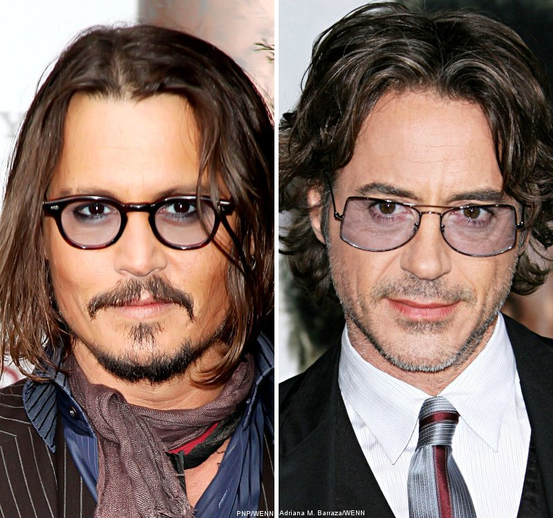 Johnny Depp In Talks to Replace Robert Downey Jr. in 'Oz, the Great and Powerful'