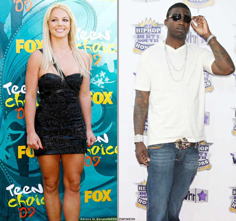 Britney Spears Hooks Up With Gucci Mane in 'Hit' Song