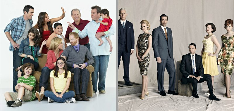 2011 PGA Awards Winners in TV: 'Modern Family' and 'Mad Men'