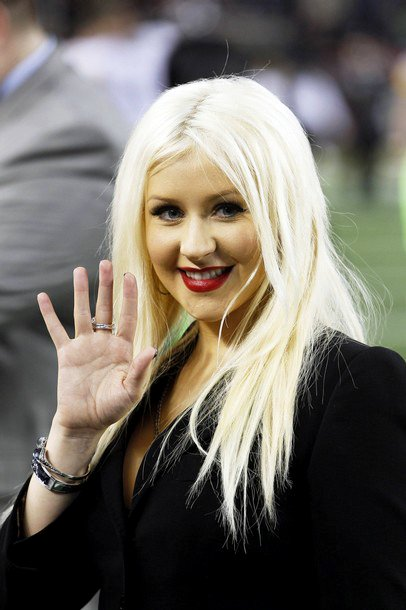 Christina Aguilera on Super Bowl Performance: I Got Caught Up in the Moment
