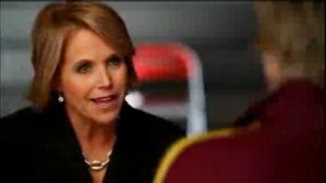 'Glee' Takes Another Jab at the Lohans Via Katie Couric