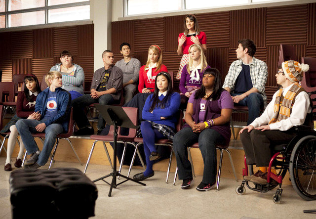 'Glee' Songs From 'Comeback' Episode Flood the Web