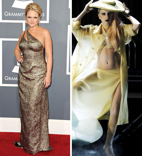 2011 Grammys: Miranda Lambert, Rihanna, Lady GaGa Among Early Winners