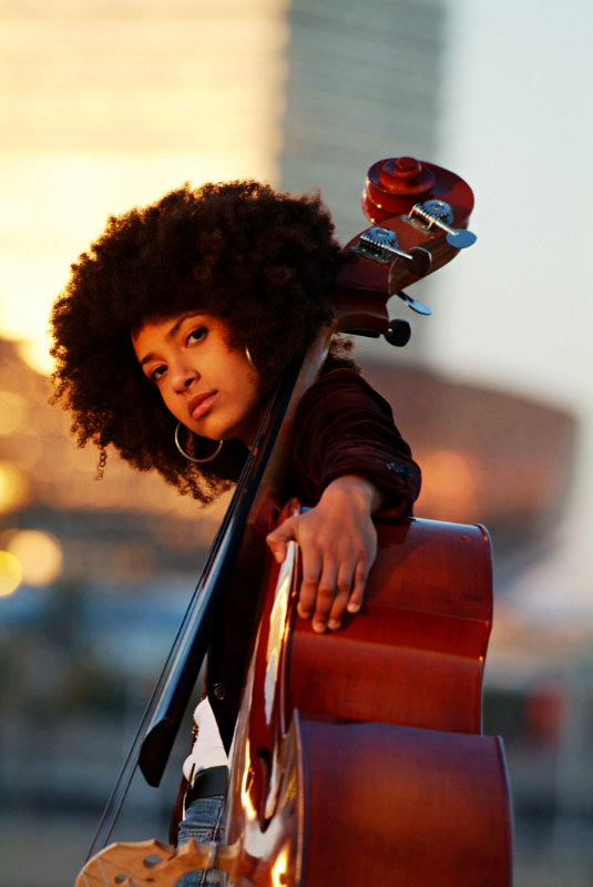 Artist of the Week: Esperanza Spalding