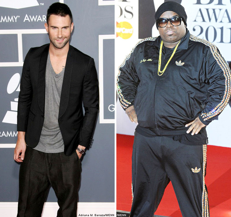 Confirmed: Adam Levine and Cee-Lo to Judge 'The Voice'