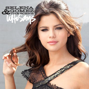 selena gomez who says cover art. Selena Gomez follows up quot;Who