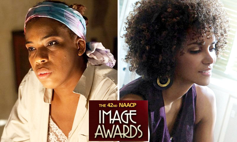 2011 NAACP Image Awards Winners in Movie: 'For Colored Girls' & 'Frankie and Alice'