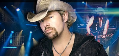 Toby Keith slamming social phenomena