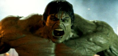 Hulk in 'The Incredible Hulk'