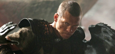 Sam Worthington leads a band of warriors to fight Hades in 'Clash of the Titans'