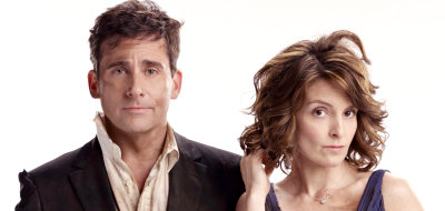 Tina Fey and Steve Carell get into big trouble during their 'Date Night'