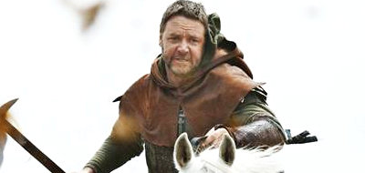 Russell Crowe and director Ridley Scott gives a Gladiator touch to 'Robin Hood'