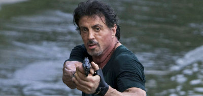 Sylvester Stallone presents the ultimate action movie with his 'The Expendables'