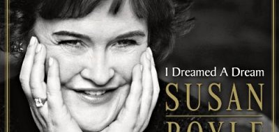 Susan Boyle's debut album named best-selling record