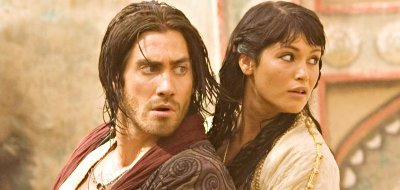Ben Kingsley, Jake Gyllenhaal and Gemma Arterton in 'Prince of Persia: Sands of Time'