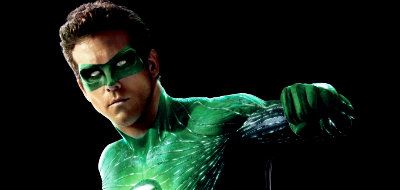 Ryan Reynolds is a member of Green Lantern Corps. in 'Green Lantern'