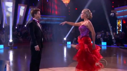 'DWTS' Recap: Kendra Wilkinson Does Elegant and Sexy Tango