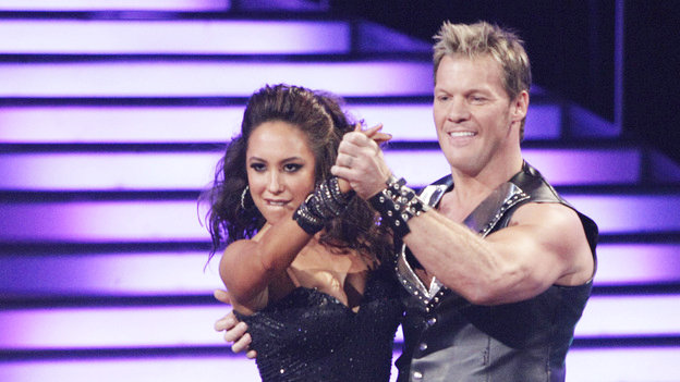 'DWTS' Result: 'Good Timing' for Chris Jericho's Elimination