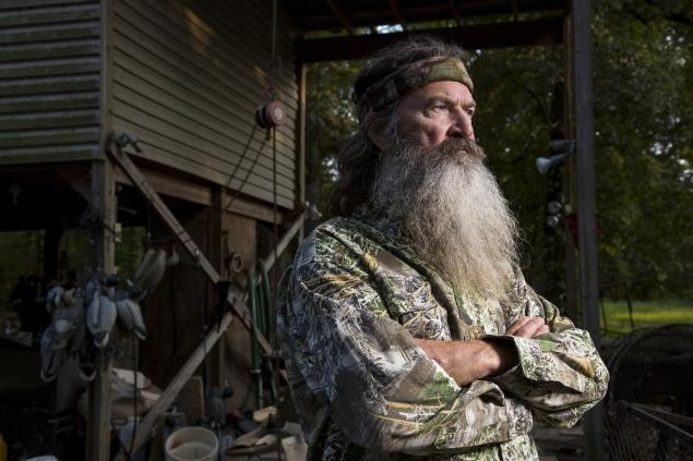 A and E Faces New 'Duck Dynasty' Controversy Over Phil Robertson's Past Comment