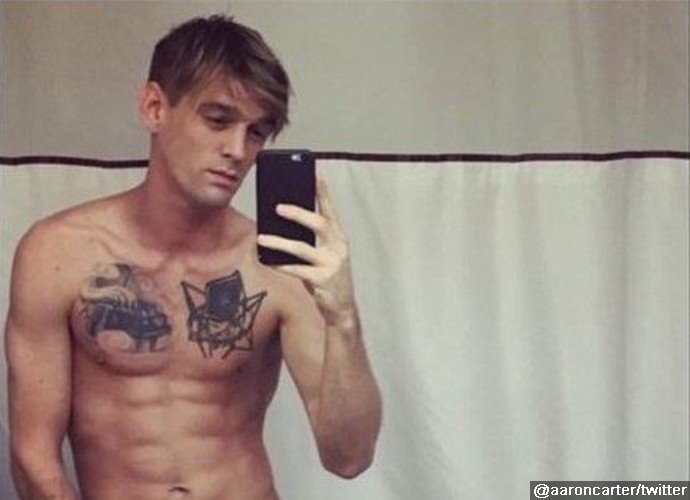 Aaron Carter Suffers From Hiatal Hernia, Discusses Anxiety