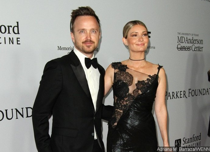 Aaron Paul and Wife Lauren Welcome First Child Together, a Baby Girl