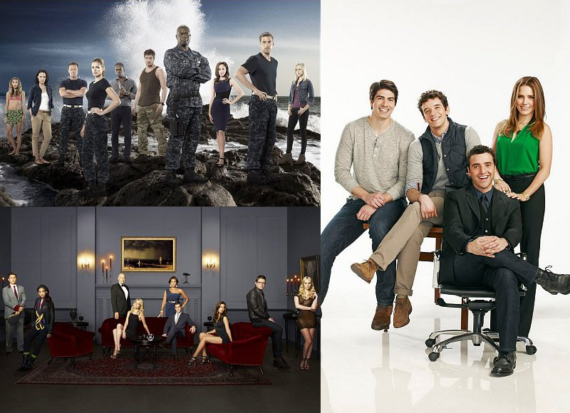 ABC Cancels 'Last Resort' and '666 Park Avenue', CBS Drops 'Partners'