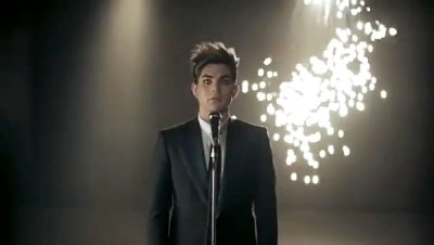 Adam Lambert Hits the High Notes and Shatters Glass in 'VH1 Divas' Promo
