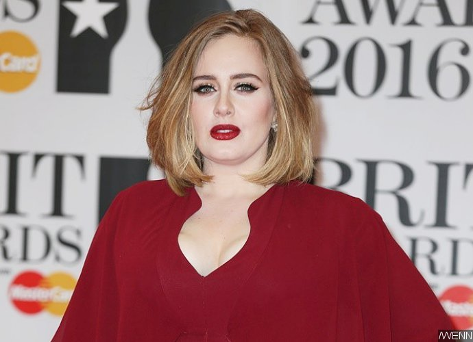 Adele Added to 2017 Grammy