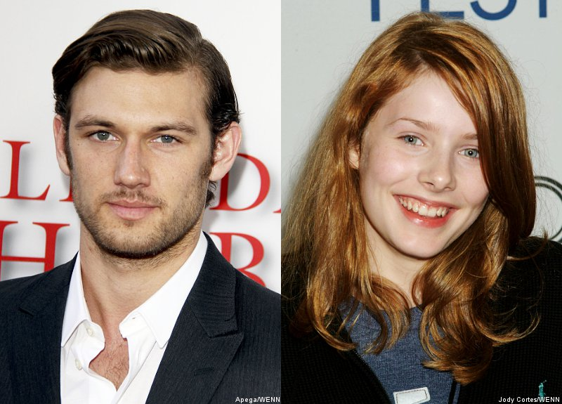 Report: Alex Pettyfer and Rachel Hurd-Wood Audition for 'Star Wars Episode 7' Roles