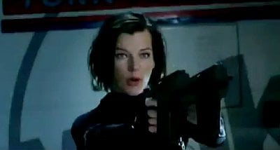 Alice Fights Gigantic Axemen in New 'Resident Evil: Retribution' Clip