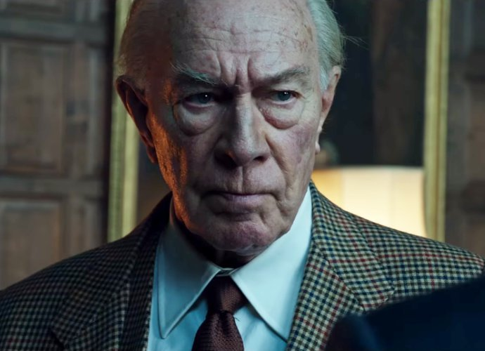 'All the Money in the World' Trailer With Christopher Plummer Released